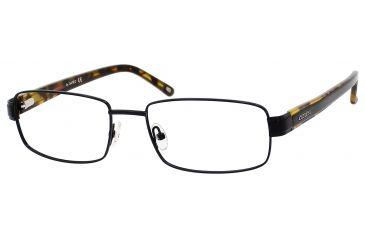 Carrera 7586 Eyeglass Frames CA7586-0003-5418 - Matte Black Frame, Lens Diameter 54mm, Distance Between Lenses 18mm