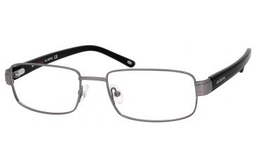 Carrera 7586 Eyeglass Frames CA7586-0TN3-5418 - Matte Ruthenium Frame, Lens Diameter 54mm, Distance Between Lenses 18mm
