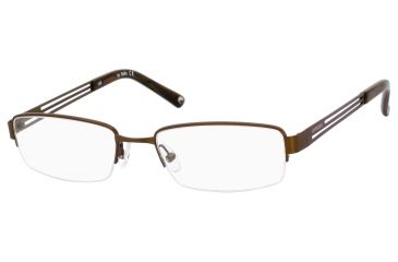 Carrera 7596 Bifocal Prescription Eyeglasses CA7596-05BZ-5218 - Brown Frame, Lens Diameter 52mm, Distance Between Lenses 18mm