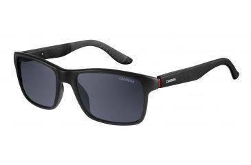 1119b2042f9 Carrera 8002 S Sunglasses CA8002S-0DL5-TD-5418 - Matte Black Frame