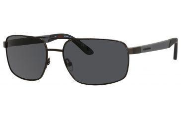 Carrera 8006/S Bifocal Prescription Sunglasses CA8006S-1G0P-Y2-5917 - Lens Diameter 59 mm, Frame Color Gunmetal