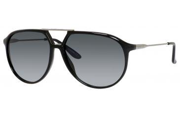 Carrera 85/S Single Vision Prescription Sunglasses CA85S-0CVS-C9-5913 - Frame Color Shiny Black, Lens Diameter 59 mm