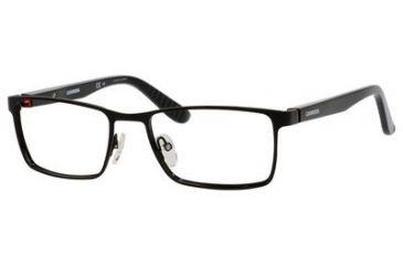 fca58ffc3f7e Carrera 8809 Eyeglass Frames CA8809-0BKS-5418 - Black Shiny Black Frame