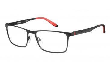 5cfcbe59fc Carrera 8811 Eyeglass Frames CA8811-0003-5517 - Matte Black Frame
