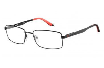 727cd90255bd Carrera 8812 Eyeglass Frames CA8812-0006-5518 - Shiny Black Frame