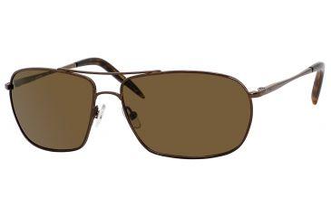 Carrera Overdrive/S Progressive Prescription Sunglasses OVERDS-6ZMP-VW-6014 - Frame Color Shiny Bronze, Lens Diameter 60 mm