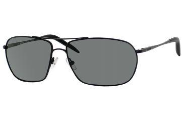 Carrera Overdrive/S Progressive Prescription Sunglasses OVERDS-91TP-RC-6014 - Frame Color Matte Black, Lens Diameter 60 mm
