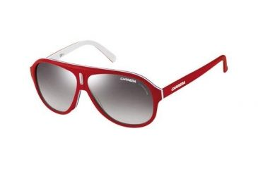 Carrera 38 Rx Sunglasses - Blue White Red Frame, Single Vision Lenses CA38S08VEIC