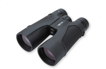 Carson 10 x 50mm 3D Series Binoculars w/High Definition Optics and ED Glass, Black/Grey TD-050ED