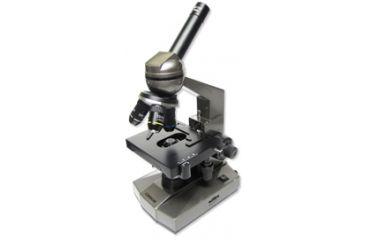 Carson 100X-1000X Table Top Microscope, Gray MS-100