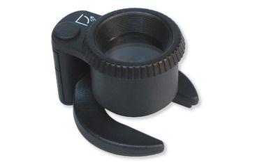 Carson SensorMag 5X Magnification w/ LED, Black SM-44