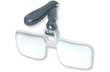 Carson VisorMag Clip-On Magnifying Lens for Hats