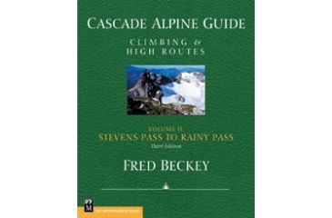 Cascade Alpine Gdstevens Pass, Fred Beckey, Publisher - Mountaineers Books