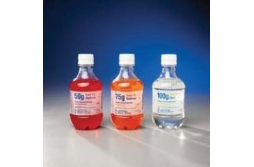 Casco-Nerl TRUTOL Glucose Tolerance Beverages, NERL Diagnostics 401576P Fruit Punch Flavor, Non-Carbonated