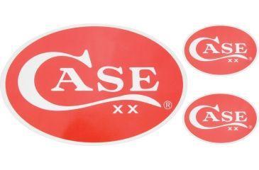 Case Logo Window Decals CA50032