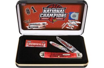 Case Louisville Nat Champions Knife CALNCCAT646