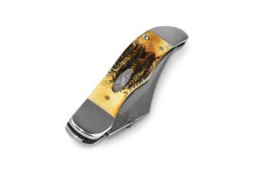 10-Case Kickstart Assisted Opening Mid-Folding Hunter Knife
