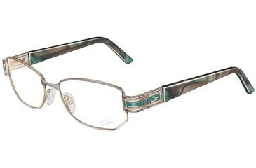 Cazal 1014 Eyewear - 935 Rose-Turquoise