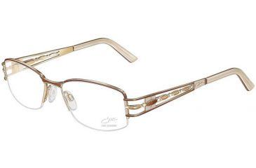 Cazal 1015 Eyewear - 939 Brown-Cream
