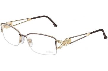 Cazal 1021 Eyewear - 948Anthracite-Forrest Green-Cream