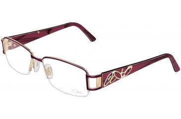 Cazal 1024 Eyewear - 137 Burgundy-Red