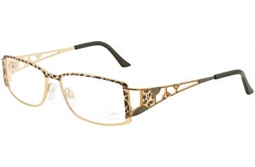 Cazal 1031 Eyeglasses with 002 Leopard Frame