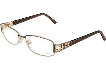 Cazal 4155 Eyewear - 130 Brown-Olive-Gold