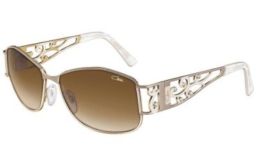 Cazal 9003 Sunglasses - 920 Taupe-Cream