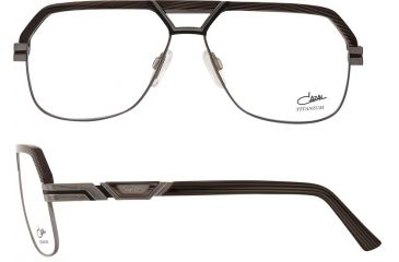 b2c41b7da6d Cazal 7058 Bifocal Prescription Eyeglasses