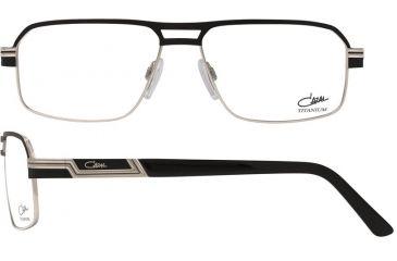 55a5e7ef00ee Cazal Mens 7059 Eyeglasses