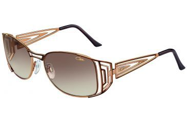a7bd90d616 Cazal Womens 9037 Eyeglasses - Brown Frame w  Brown Gradient Lenses