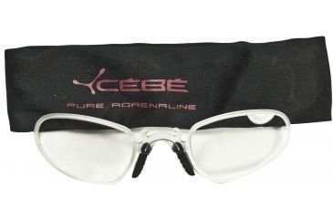 a2de4be033794 Cebe Wild Cinetik Rx Adapter Sunglass Clear Frame CBCLIP1