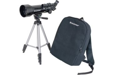 Celestron Travel Scope 70 Portable Telescope 21035