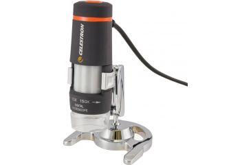 Celestron Deluxe Handheld Digital Microscope - Box 44302-B