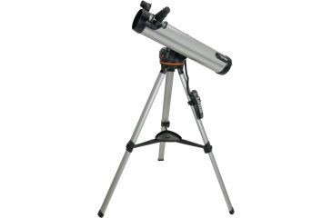 Celestron 76LCM Computerized 76 mm Newtonian Reflector Telescope