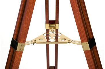 5-Celestron Ambassador 50mm 15-45x Brass/Mahogany Telescope