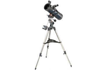 Celestron astromaster eq equatorial reflector telescope on