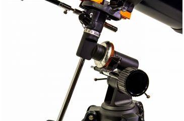 8-OpticsPlanet Exclusive Celestron AstroMaster 114EQ Telescope w/ Celestron Motor Drive 93514