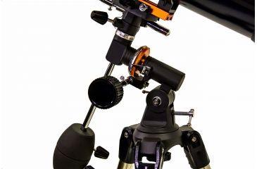 7-OpticsPlanet Exclusive Celestron AstroMaster 114EQ Telescope w/ Celestron Motor Drive 93514