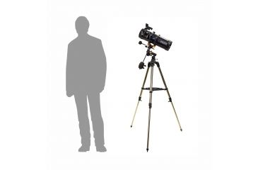 11-OpticsPlanet Exclusive Celestron AstroMaster 114EQ Telescope w/ Celestron Motor Drive 93514