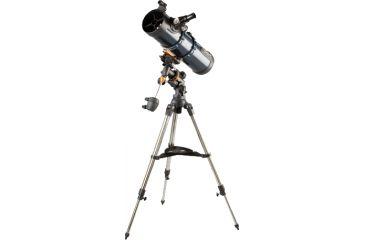 New, Celestron AstroMaster 130 EQ Equatorial Reflector Telescope 31045