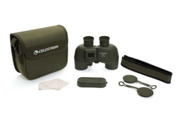 2-Celestron Cavalry 7x50 GPS Binoculars