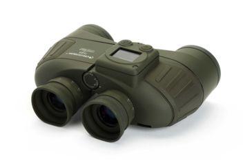 3-Celestron Cavalry 7x50 GPS Binoculars