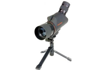 1-Celestron Mini 50mm Zoom 45 Degree Spotting Scope 52232