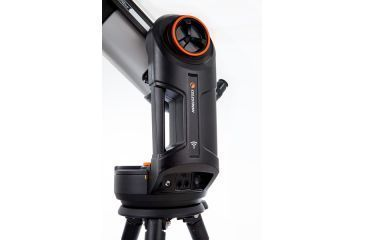 Celestron NexStar Evolution 6 Schmidt-Cassegrain Telescope w/ WIFI,Black 12090