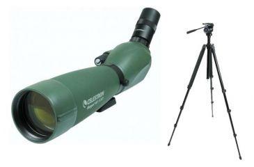 1-Celestron Regal M2 LER 27x80mm ED Spotting Scope