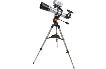 Celestron SkyScout Scope 90 - 90mm Refractor Telescope for SkyScout Personal Planetarium 21068