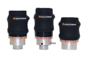 Celestron Ultima LX Series Telescope Eyepieces