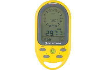 Celestron Trekguide Hiking Gps Yellow 48002
