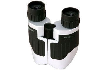 Celestron 10x25 Up Close Compact Porro Prism Binoculars 71083
